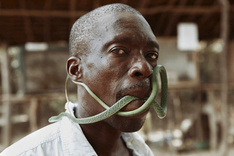 Everyday Life and Eccentricities of Africa Photographed by Jonathan May
