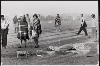 Peter Magubane's Photos From Apartheid-Era South Africa